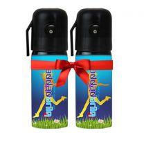 Blue Pepper Spray [Combo Pack Of 2]