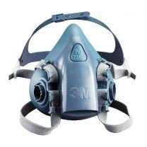 3M 7501 Half Face Mask