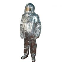 Aluminized Fire Suit 5100 [Jacket & Trouser]