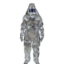 Aluminized 2 Layer Suit