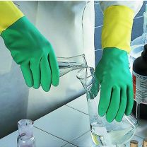 Solvent Resistant Gloves [Set of 2 Pairs]