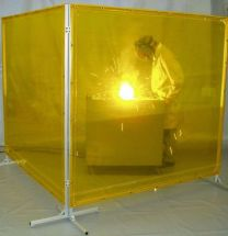 Portable Welding Screens