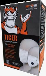 SAVIOUR TIGER FFP2 WITHOUT VALVE [Set of 50]