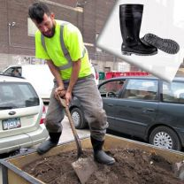 High Gum boot [With Steel Toe Cap]
