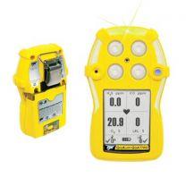 Gas Alert Quattro-LEL-O2-H2S-CO [QT-WHM-A-Y-EU]