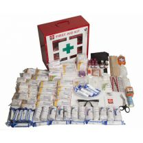 St Johns First Aid Industrial Kit [Large - Metal Box]