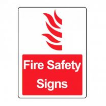 Safety Signs on ACP Sheets
