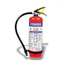 Saviour Fire Extinguisher ABC 6 Kg. [Stored Pressure]