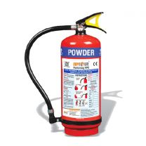 Saviour Fire Extinguisher BC 4 Kg. [Stored Pressure]