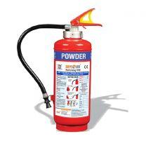Saviour Fire Extinguisher DCP [Squeeze Grip Cartridge Type - 4 Kgs]