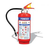 Saviour Fire Extinguisher DCP [Squeeze Grip Cartridge Type - 6 Kgs]
