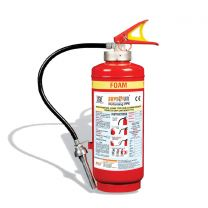 Saviour Fire Extinguisher Mechanical Foam [Squeeze Grip Cartridge Type - 6 ltr.]