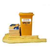 Saviour Universal Spill kit (38 LTRS/10 Gallons) Powered By : 3M