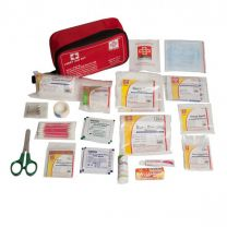St Johns First Aid Travel Kit [Medium - Nylon Pouch]