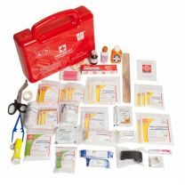St Johns First Aid Workplace Kit [Medium - Plastic Box P3]
