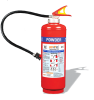 Saviour Fire Extinguisher ABC [Squeeze Grip Cartridge Type - 4 Kgs]