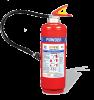 Saviour Fire Extinguisher ABC [Squeeze Grip Cartridge Type - 6 Kgs]
