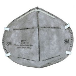 3M™ Disposable Respirator 9042, P2 [set of 5]