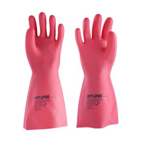 CLASS – 1 Electrical Hand Gloves (10000 V 1G)