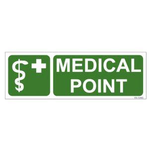 Medical Point Sign