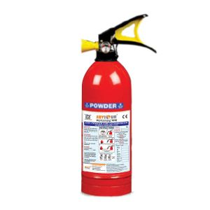 Saviour Fire Extinguisher ABC 1 Kg. [Stored Pressure]