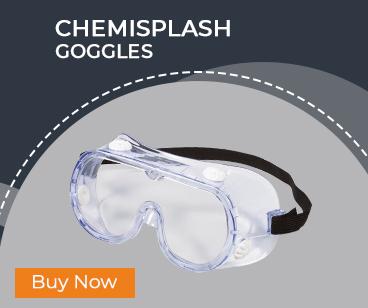 Chemisplash Goggles
