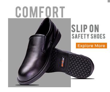 comfort Slip on Shoes