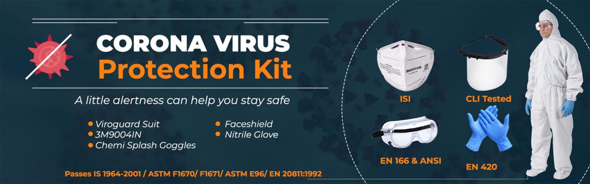 CoronavirusProtectionKit