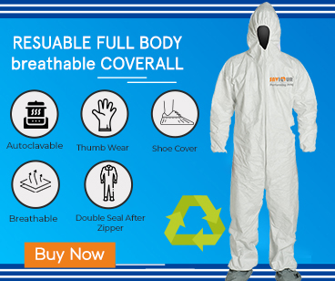 Reusable Coverall