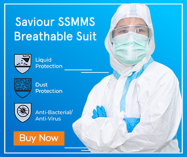 SSMMS Breathable Suit