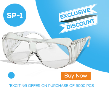 SP1 safety Goggles