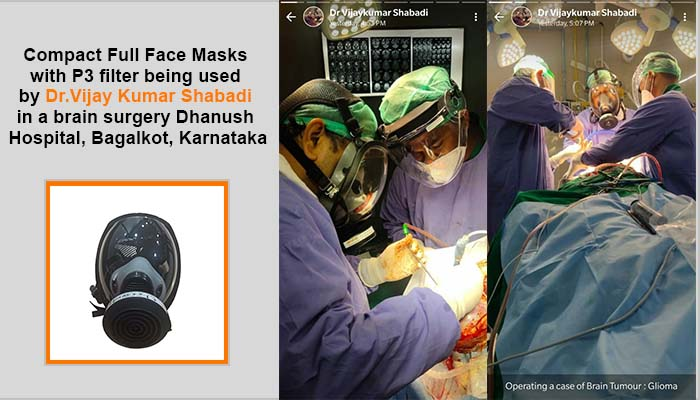 Full face Mask - Customer Feedback