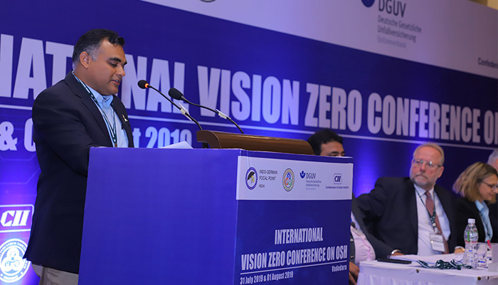 cii international vision zero conference on osh